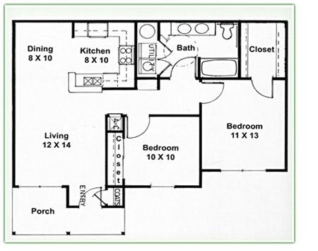 Haven communities retirement communities in houston for 2 bedroom lake house plans